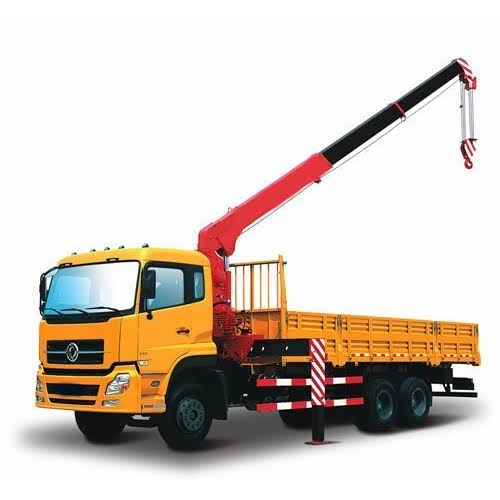 Truck mounted crane Operator training