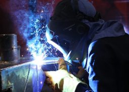 TIG welding Training center
