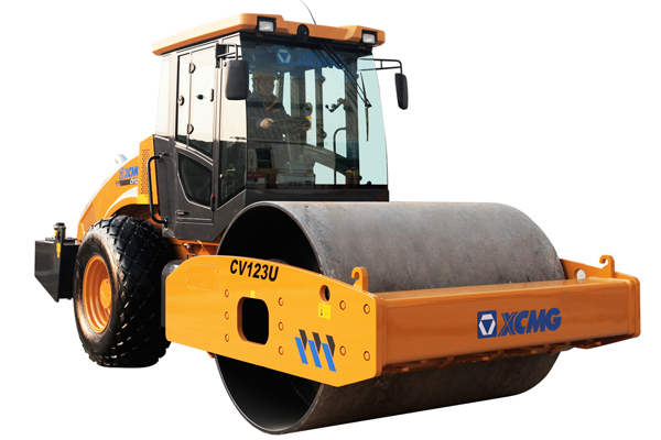 Road roller driver Training course