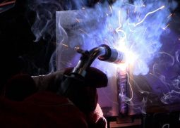 Weld-Using-Flux-Core-Arc-Welding-Process