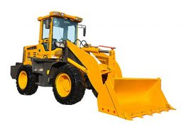 Front end loader Training School