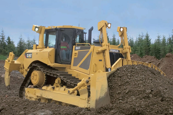 Bulldozer operator Training